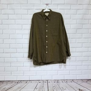NORDSTROM LONG SLEEVE CASUAL SHIRT